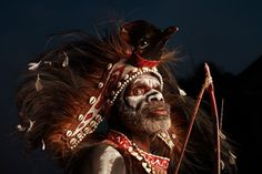 Chieftain of Dani society - RE UPLOAD to make bigger size. Dani society is one of the tribes in Papua Chiefs always use the uniform as shown in the picture Best Portrait Photography, Professional Portrait Photography, Photography Sites, Call My Friend, Most Beautiful Faces, Beautiful People, Top Photographers, Interesting Faces, Personal Photo