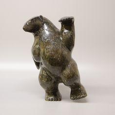 Nuna Parr - Dancing Bear 17.5 x 12 x 8 Price $8850 Cdn