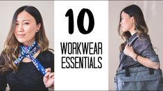 Work It: 10 Wear to Work Basics - business casual Professional Etiquette, Work Basics, First Job, Business Casual, Work Wear, How To Wear, Outfits, Youtube, Fashion