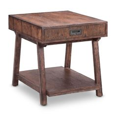 Find it at the Foundary - Dresden End Table