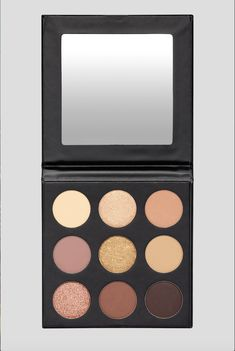 The New Sorta Sweet 9 pan neutral eyeshadow palette. Available now!