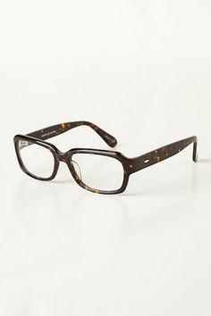 Tortoise & Blonde Ashbury Reading Glasses #anthropologie