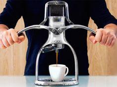 ROK Espresso Maker // #presovač #kávovar