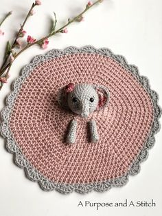 Mesmerizing Crochet an Amigurumi Rabbit Ideas. Lovely Crochet an Amigurumi Rabbit Ideas. Love Crochet, Diy Crochet, Crochet Dolls, Crochet Afghans, Crochet Flowers, Crochet Stitches Patterns, Stitch Patterns, Crochet Designs, Baby Patterns