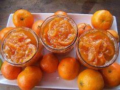 recette Confiture de mandarines au Grand Marnier