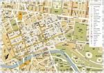 Map of Melbourne: This map guides you around Melbourne.