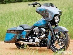 2005 Harley-Davidson Road King Custom - Hot Bike Baggers Magazine