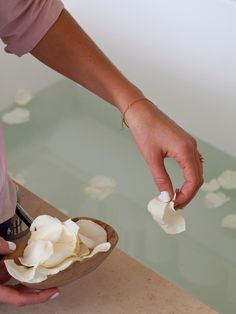 Turn a snow day into a spa day >> http://www.diynetwork.com/how-to/make-and-decorate/decorating/how-to-create-a-romantic-stay-at-home-spa-pictures?soc=pinterest