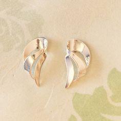 Little Wing Shaped Earrings