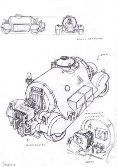 vehicle 7 by TugoDoomER