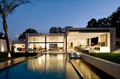 house in South Africa by Nico van der Meulen Architects