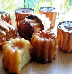 Caneles De Bordeaux - French Rum And Vanilla Cakes Recipe - Food.com: Food.com