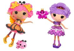 Celebrate Spring with New Lalaloopsy Dolls - Toronto4Kids