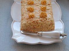 Pastel de merluza y salmón - Tobegourmet