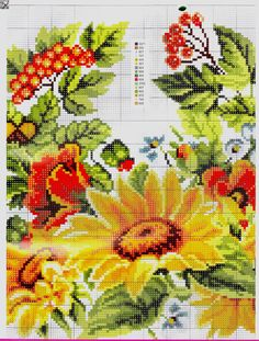 Cactus Plants, Couture, Cross Stitch Patterns, Embroidery, Crafts, Spas, Banana, Cross Stitch Rose, Embroidery Hoop Crafts