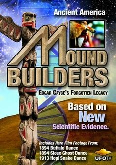 Ch 26: Ancient America: Mound Builders: Edgar Cayces Forgotten Legacy on Netflix (Definitely Preview!) Mound Builders, Film Dance, Edgar Cayce, Instant Video, Tv Shows Online, Virginia Beach, Archaeology, American History, Fun Facts