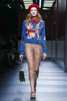 Gucci Ready To Wear Fall Winter 2015 Milan