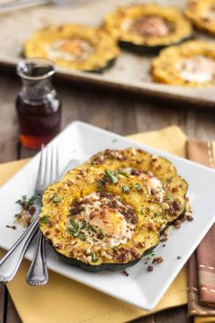 Reinvented Egg-In-The-Hole Some of these aren't paleo but there are a few good ideas!