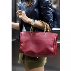 The Bamboo Bag from Gucci