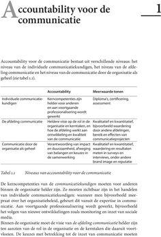 Accountability van communicatiebeleid door Marita Vos, Henny Schoemaker (Boek) - Managementboek.nl