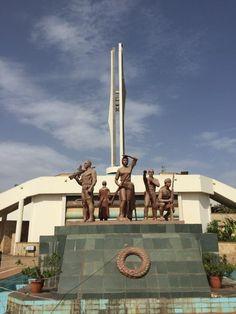 Amhara People's Martyrs' Memorial Monument, Bahar Dar - TripAdvisor