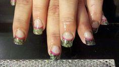 camo nail design | camo - Nail Art Gallery