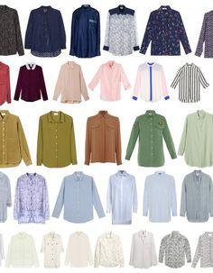 On la porte large sur un jean, fermée jusqu'en haut avec une jupe ou casual très ouverte sur un joli body… La chemise va avec tout, on vous en a sélectionné 50 qui vont vous mettre un pied dans l'été.  http://www.elle.fr/Mode/Le-guide-shopping/Printemps-Ete-2014/50-chemises-pour-etre-chic-et-mode-a-la-fois