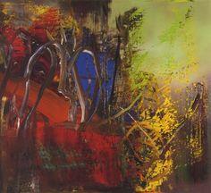 Abstract Painting [595-1] » Art » Gerhard Richter