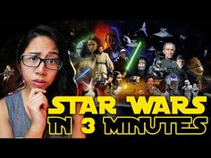 ALL OF STAR WARS IN 3 MINUTES - NerdyAndQuirky