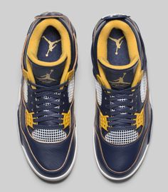 """Air Jordan 4 Retro """"Dunk from Above"""" Spring 2016 Preview"""