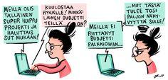 Töitä näkyvyyttä vastaan? Neuvoja ilmaistyön tekijälle ja pyytäjälle