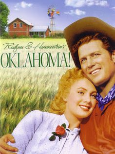 Oklahoma! ~ The first show I ever did... one of my favorites!
