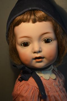 Gorgeous charkater boy by Koenig & Wernicke approx 1910, 62cm