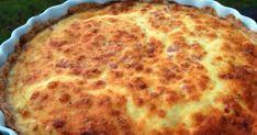 . Idag har jag lagat en underbar ost- och skinkpaj. Jag gjorde en egen variant som blev riktigt saftig och god! Paj tycker jag är perfekt a... Pizza, Cheese, Ost, Cooking, Desserts, Corner, Kitchen, Tailgate Desserts, Deserts