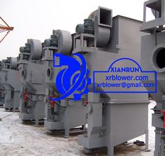 Xianrun Blower centrifugal fan for dust collector, www.lxrfan.com, xrblower@gmail.com  Impingement wet dust collector is used for high humidity, big discharge, large dust content industrial waste gas, especially suitable to purify the fibrous, non-corrosive, and temperature less than 300 centigrade dusty gas.
