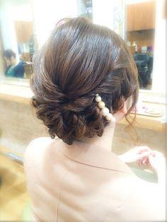 Nanpu 大人かわいい☆キレイ目アレンジ - 24時間いつでもWEB予約OK!ヘアスタイル10万点以上掲載!お気に入りの髪型、人気のヘアスタイルを探すならKirei Style[キレイスタイル]で。