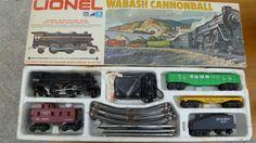 Lionel Wabash Cannonball