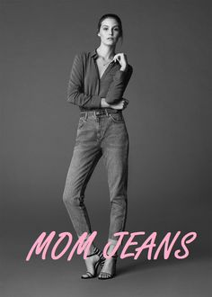I love Fita Métrica: Mom Jeans