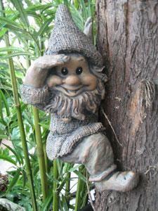 polyresin gnome