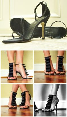 DIY: shoe make-over