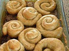 Heavenly Honey Rolls Recipe | Just A Pinch Recipes