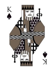 The Style Deck: King of Spades Available November King Of Spades, Deck Of Cards, November, Playing Cards, Style, November Born, Swag, Playing Card Games, Game Cards