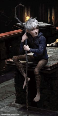 Jack Frost <3 do you know how much I love this character?