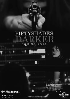 FIFTY SHADES DARKER https://www.pinterest.com/lilyslibrary/ I can't wait for this :)