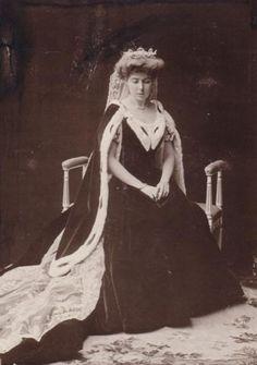 Crownprincess Margeret of Sweden