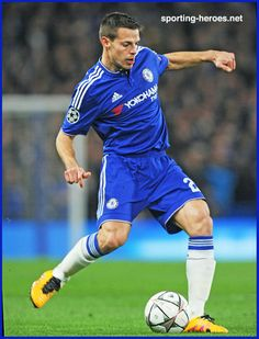 Cesar AZPILICUETA - Chelsea FC - 2015/16 Champions League.