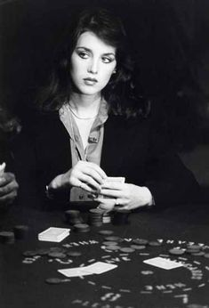 Isabelle Adjani by Nancy Ellison (The Driver)