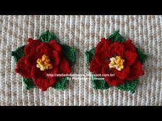 Flor de Natal parte-2 - YouTube