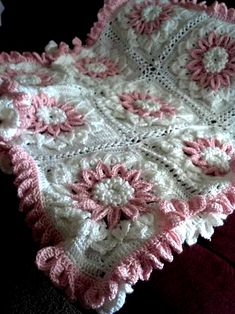 This pattern is based only on diagram but it's enough like somebody said. Look at the video tutorial - how to crochet diagram  Like our fan page to subscribe most popular free crochet patterns or join