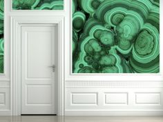 Wow.  The wallpaper that would allow me to never leave my room.  -Malachite_panels.jpg